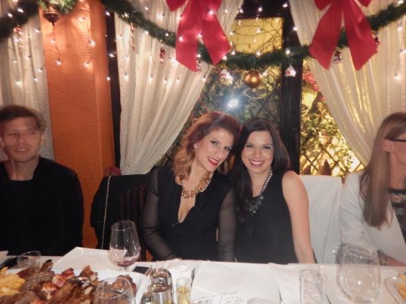 December 2016: End of year celebration